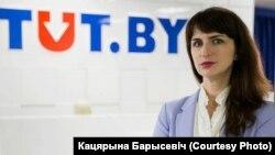 Кацярына Барысевіч