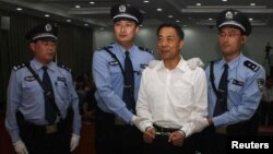 Поранешниот висок кинески функционер Бо Ксилаи.