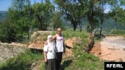 Fatija sa svojim sinom