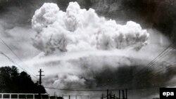 Nagasaki nakon bačene atomske bombe