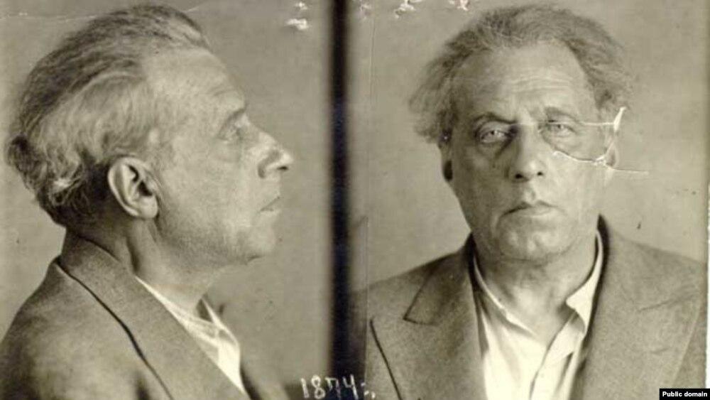 Всеволод Мейерхольд (1874–1940), тюремная фотография