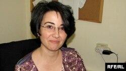 خانم زعبی، ۳۹ ساله، در شهر ناصره، در شمال اسرائیل ساکن است.