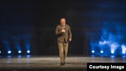 Борис Мильграм на сцене Пермского Театра-Театра