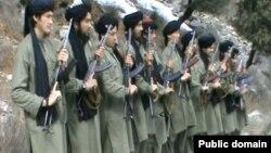 Militantë të Lëvizjes Islamike të Uzbekistanit