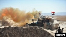 عملیات زمینی برای بازپسگیری شهر تلعفر در استان نینوا، بامداد یکشنبه آغاز شد.