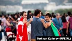 Турки и азербайджанцы действительно почти одна нация