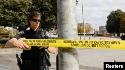 Канадалық полиция (Көрнекі сурет).
