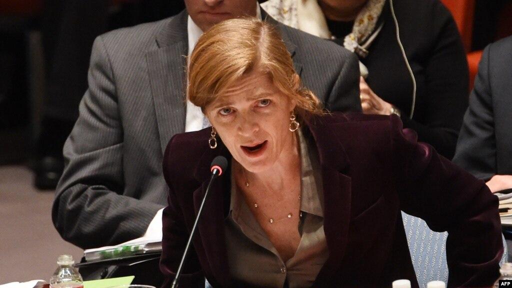 Постпред США в ООН Саманта Пауэр призвала Россию освободить Савченко
