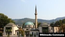 Careva džamija u Sarajevu gdje je sjedište reisu-l-uleme Huseina Kavazovića
