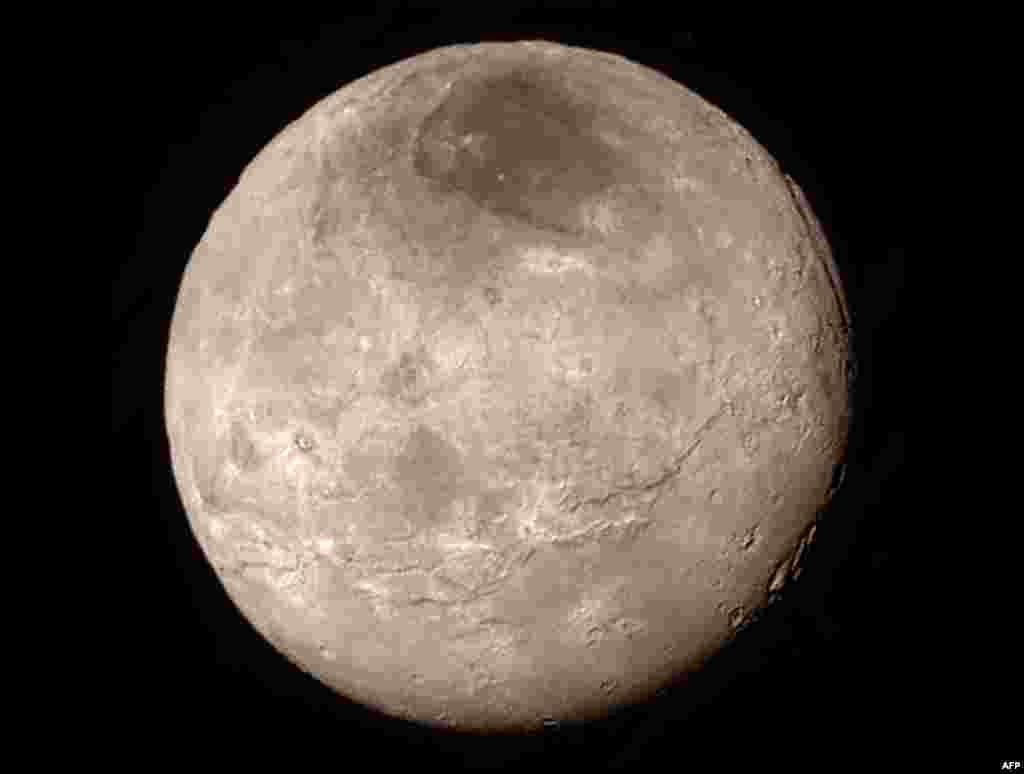 Плутонна гонахара уггаре боккха седа - Харон.