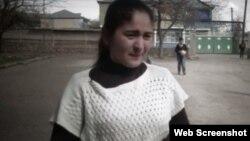 Gürcüstanda yaşayan azərbaycanlı qız