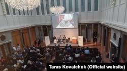 Відкриття форуму (Фото:Тарас Ковальчук)