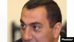 Бизнесмен, депутат Национального Собрания Армении Самвел Алексанян