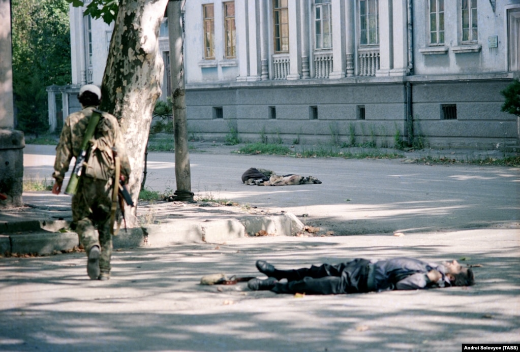 The Role of the Russian Federation in War in Abkhazia, 1992