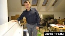 """Рәсим Ильясов, """"Казан нуры"""" оркестры җитәкчесе"""