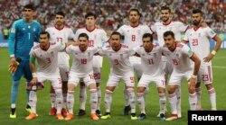 Иран футбол құрамасы 2018 жылы Ресейде өткен әлем чемпионатына қатысты.