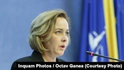 Carmen Dan va fi înlocuită cu senatorul PSD Nicolae Moga.