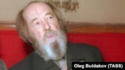 A. Solzhenitsyn, Rusiya, 1996