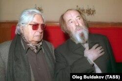 Cu Alexandr Solzhenitsyn (1996)