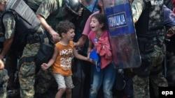 На греческой границе