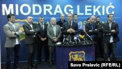 Izborni štab Miodraga Lekića