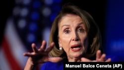 Спікер Палати представників, демократ Ненсі Пелосі не підтримує ініціативу імпічменту Трампа