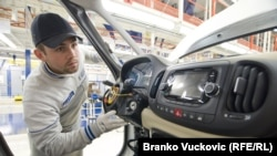 Fabrika Fiat automobili Srbija