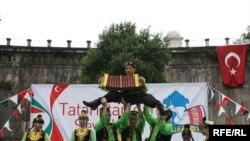 Истанбулда татар Сабан туе 2010