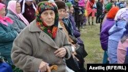 Авылның иң өлкән кешесе Хәерчамал Ариповага 85 яшь