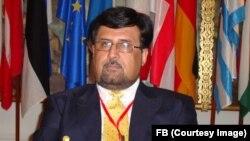 خالد پشتون فعال سیاسی و عضو پیشین ولسی جرگه