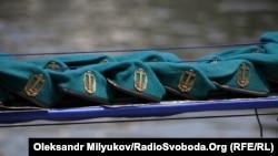 Берети нового зразка – «кольору хвиль Чорного й Азовського морів»