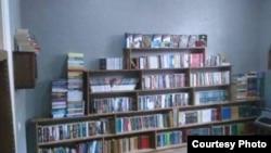 Bakıda Charles Kitabxanası
