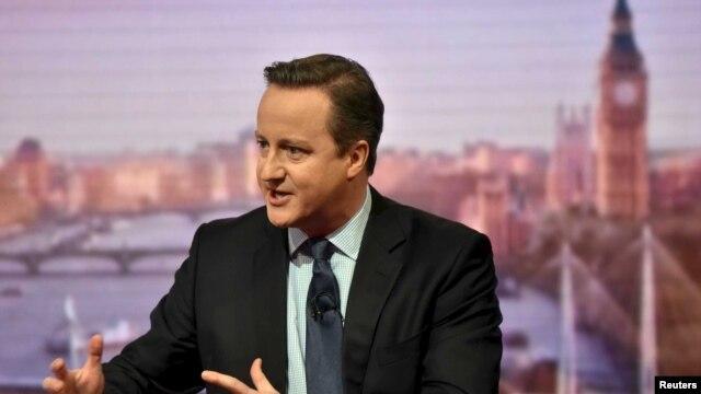 """QADAĞA - """"Korrupsiyaçının Britaniyada evi olmamalıdır"""""""