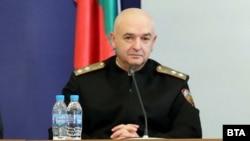 Началникът на националния оперативен щаб ген. Венцислав Мутафчийски