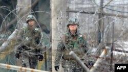 Военные Южной Кореи.