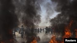 Protestë në Afganistan
