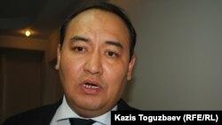 Бауыржан Уразалин, начальник управления режима надзора и охраны КУИС МВД Казахстана.