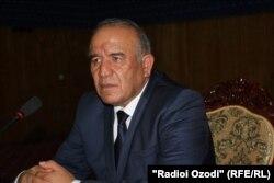 Салоҳиддин Раҷабзода, раиси ноҳияи Дӯстӣ