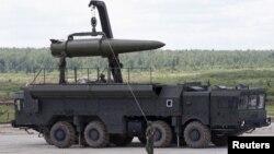 Російська ракетна система «Іскандер-М»