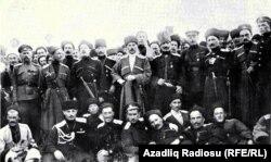 Татарские военнослужащие русской императорской армии в годы Первой мировой