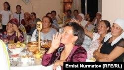 Свадьба в ресторане. Иллюстративное фото