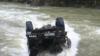 У Карпатах впав у річку автомобіль з туристами із Білорусі – троє загинули, доля однієї людини невідома
