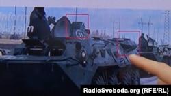 Особливості модифікованого БТР-80, якого не було на озброєнні в української армії