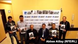 Yeni Müsavat qəzetinin kollektivi