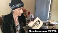 Лидья Агрба, сестра погибшего в плену Баграта Агрба