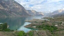 Водохранилище Ирганайской ГЭС
