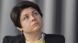 Natalia Gavrilița.