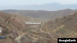 Қырғызстанның Шу облысындағы Талды-Бұлақ кеніші.