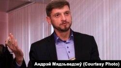 Андрэй Мядзьведзеў, архіўнае фота
