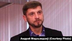 Андрэй Мядзьведзеў